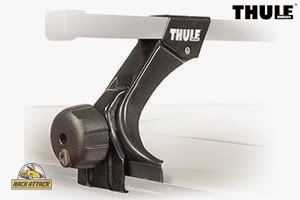 Thule 300 Rain Gutter Foot Pack
