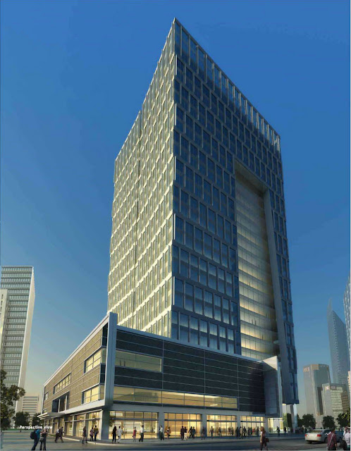 Zhong Tie Headquarter ShenZhen China