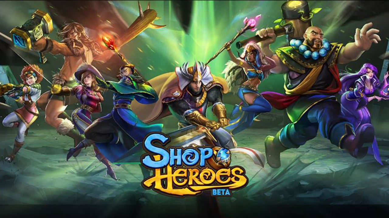 Shop Heroes Gameplay IOS / Android