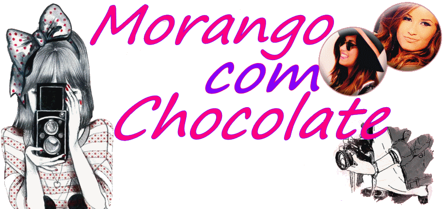 Morango com Chocolate