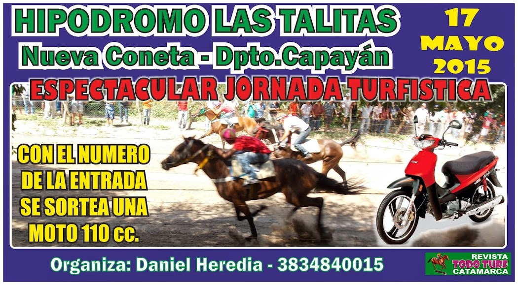 LAS TALITAS 17/05/2015
