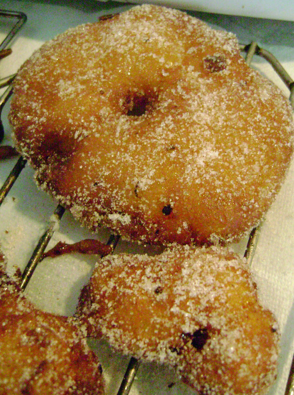Jo and Sue: Apple Fritter Rings