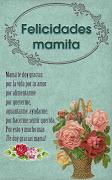 jueves, 10 de mayo de 2012 (tarjeta antigua para el dia de las madres)