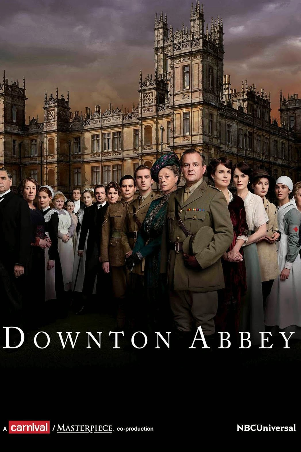 Ver Downton Abbey 5x02