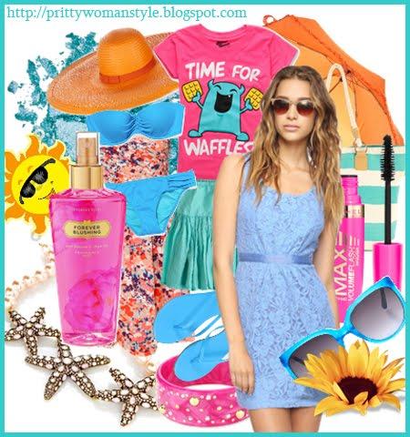 Плажна Мода 2012