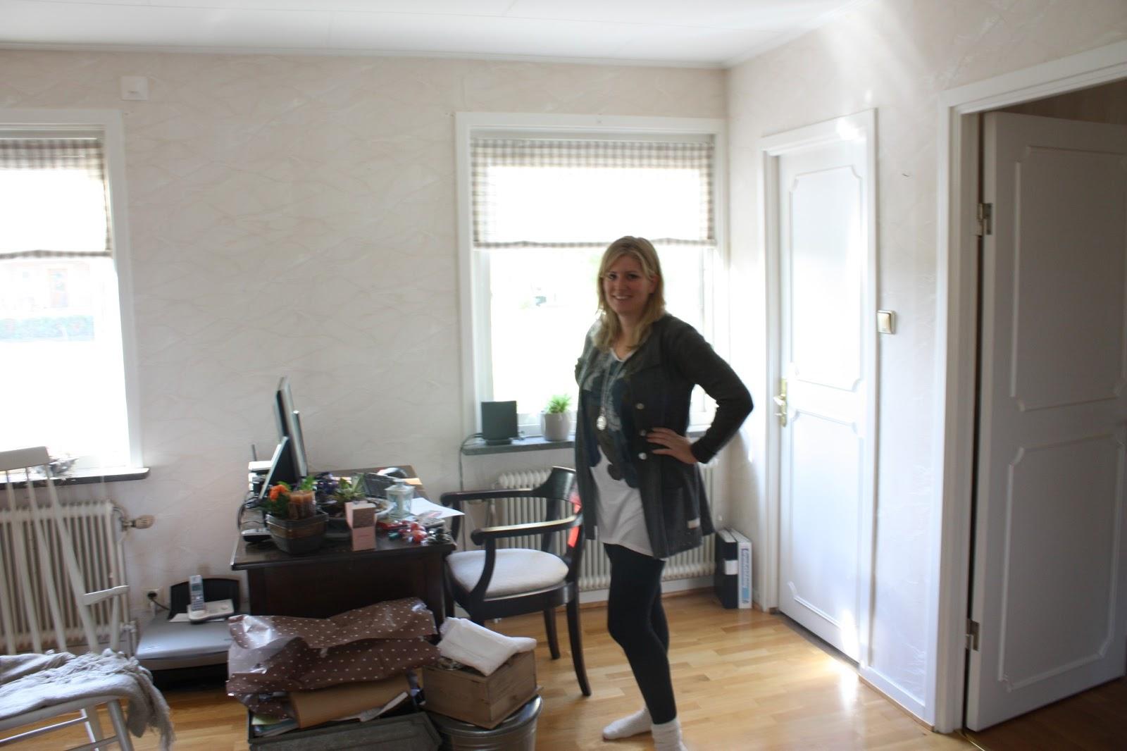 Annas skattkammare: min inredningsresa  kontoret