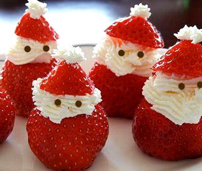 A un click del conocimiento recetas de navidad para ti - Postre especial navidad ...