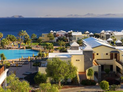 Hoteles para ni os playa blanca lanzarote hotel h10 for Hoteles en zaragoza con ninos
