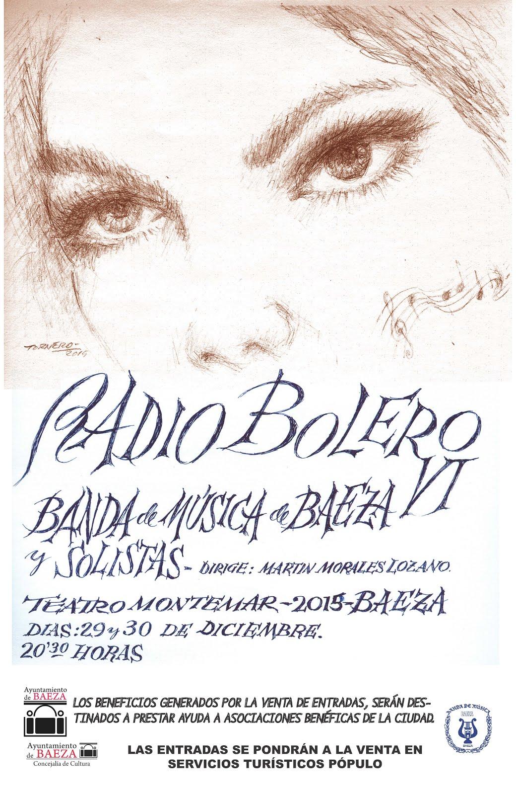 RADIO BOLERO BAEZA VI - 2015