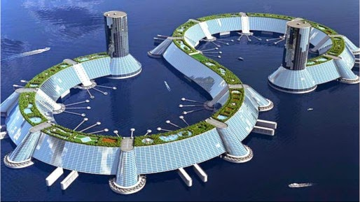 Future Floating City