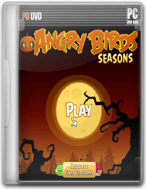 Angry Birds Seasons - PC (Completo) 2011 + Crack