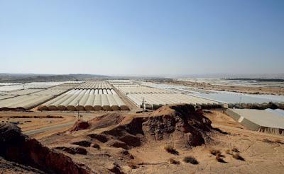A tecnologia que domou os desertos