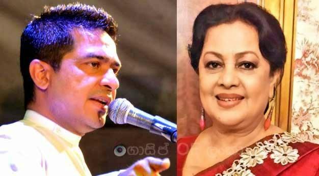 Malani Fonseka says Sujeewa Senasinghe scolded her