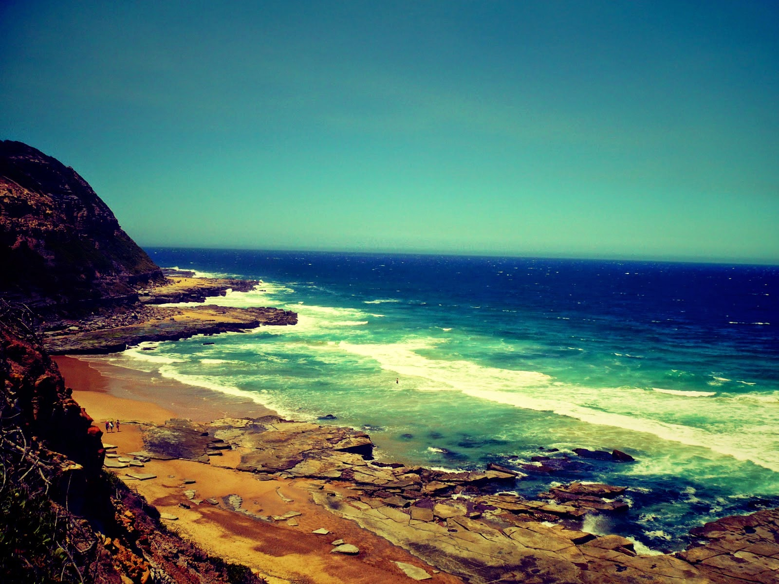 Australian Newcastle Beach