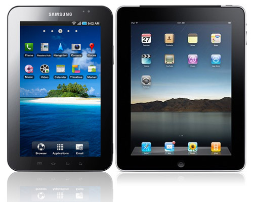 galaxy tab vs ipad some times ago galaxy tab been banned in the ...