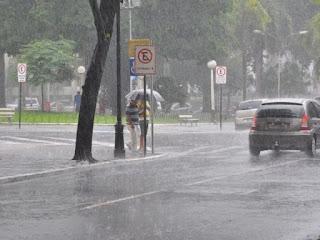 Confira o volume de chuvas ocorridas na PB e na região essa semana