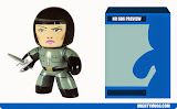 Irina Spalko Indiana Jones Mighty Muggs Wave 3 Unreleased