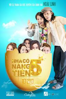 Phim Nhà Có 5 Nàng Tiên-Phim Tết