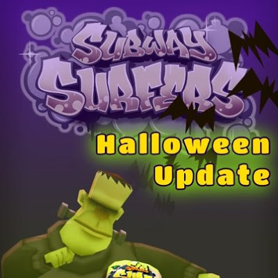 Subway Surfers Halloween Edition Free Download. - My Android Games