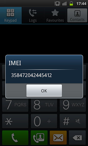 silverMedia: How to Find the IMEI Number on a Mobile Phone
