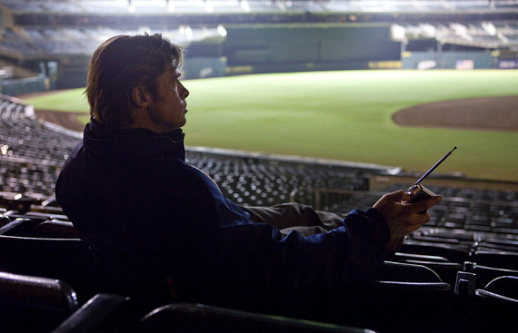 Moneyball, Photograph