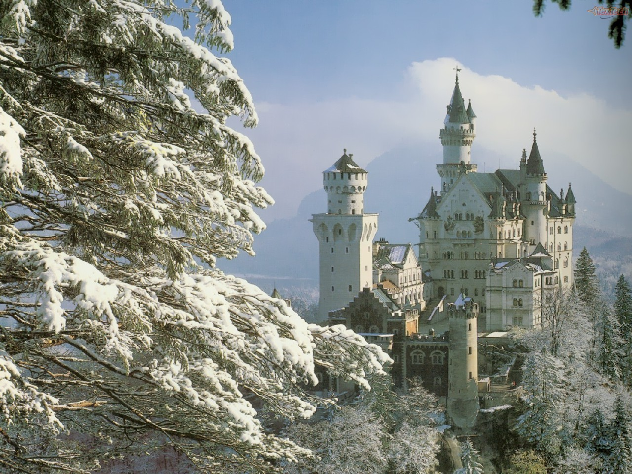 as bing wallpaper castles - photo #2