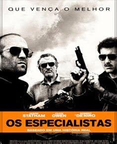 Os Especialistas - Legendado