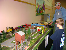 Come to the Winnipeg Model Railroad Club's Annual Open House / Model & Photo Contest.