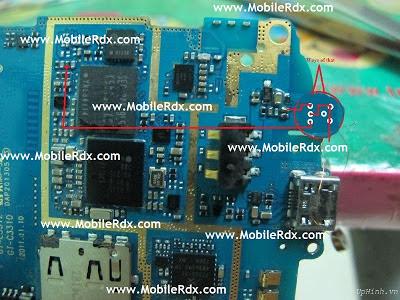 Samsung C3312 Duos Problem