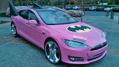 Sergey Brin's car