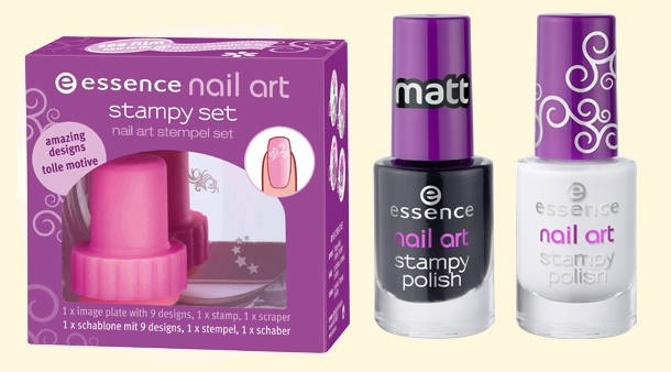 Miss claira bella essences super easy nail art stampy set essences super easy nail art stampy set prinsesfo Images