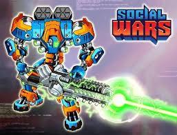 Social Wars Facebook - Get Free Units