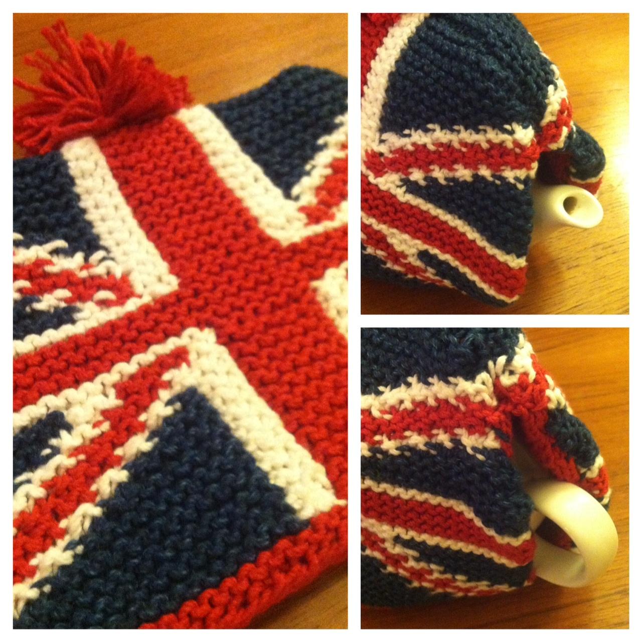 anna knits, etc.: anna knits - union jack tea cosy update 5