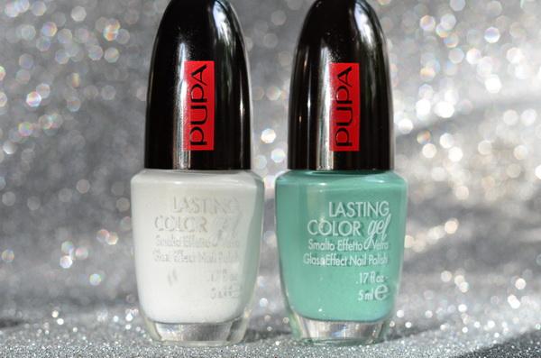 Rysichka: Pupa Lasting color gel nail polish # 72, 56