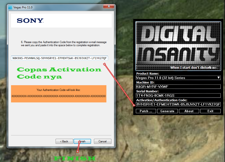 crack sony vegas pro 13 digital insanity