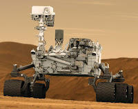 NASA Curiosity image from Bobby Owsinski's Music 3.0 blog