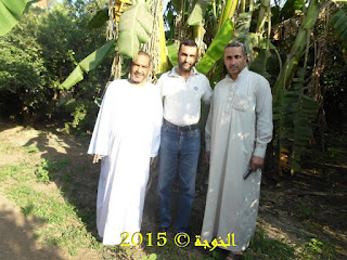 الحسينى محمد , رجب الشبراوى , ايمن لطفى