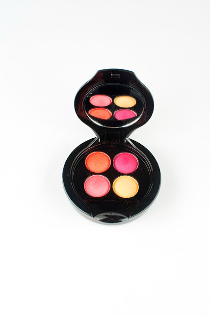 FACES Glam On Color Perfect Eyeshadow- Captivate Review Price Swatch India