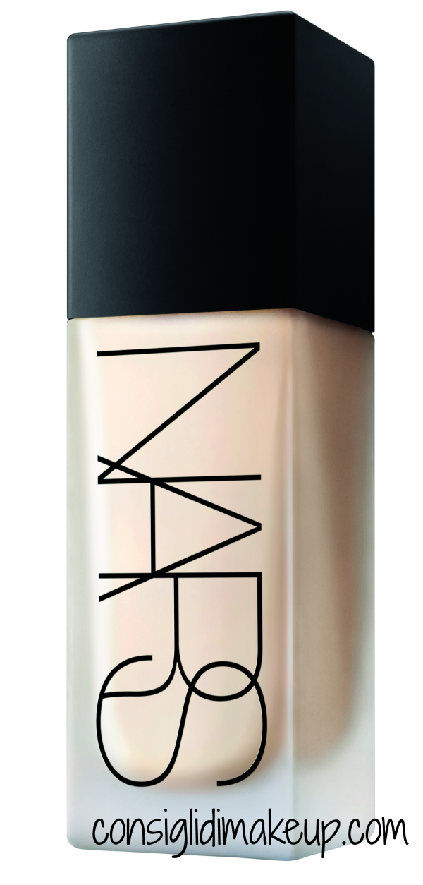 nuovo fondotinta nars all day luminous weightless foundation