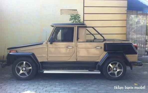 VW Safari Mexico 1976, iklan baris mobil