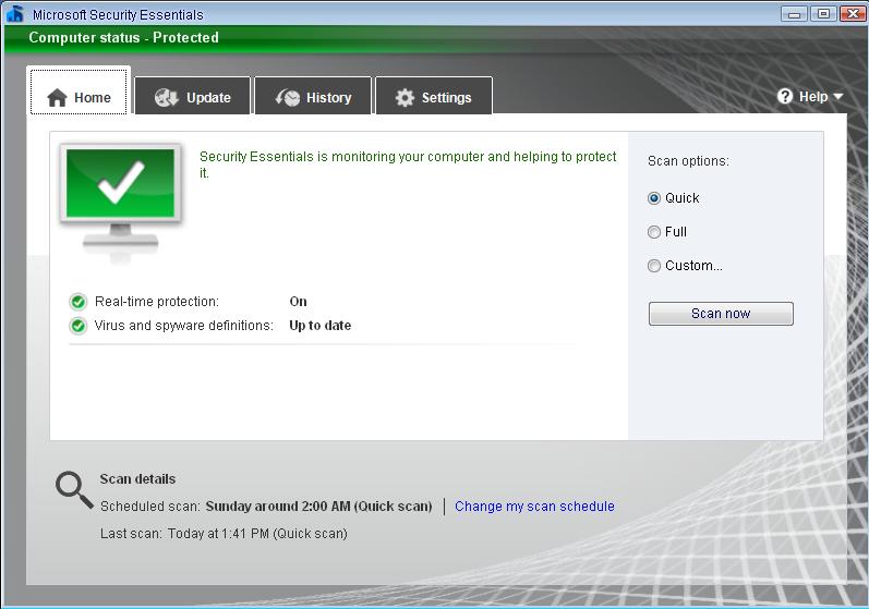 Free Antivirus Dari Bill Gates ~ SEMUA ILMU ADA