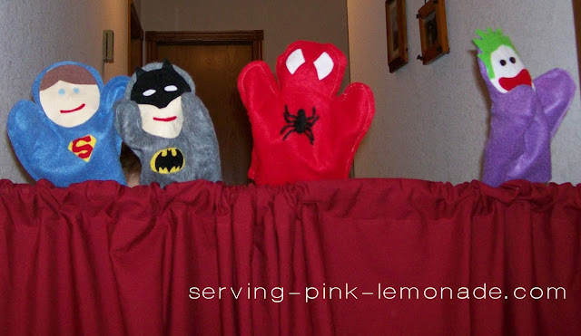 Serving Pink Lemonade 11 Felt Crafts To Make For Kids