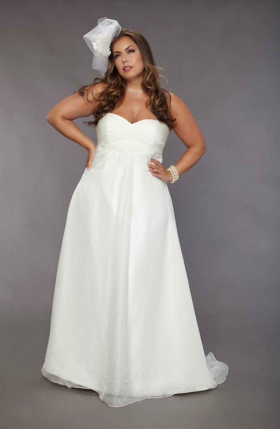 Plus size princess wedding dresses ideas photos hd for Princess plus size wedding dresses