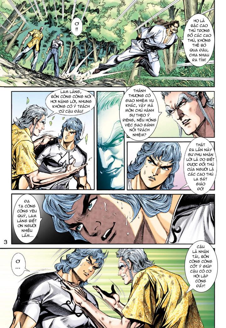 Tân Tác Long Hổ Môn chap 212 - Trang 3