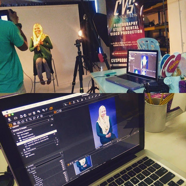 Hai Blogger! Official Photoshoot 2015