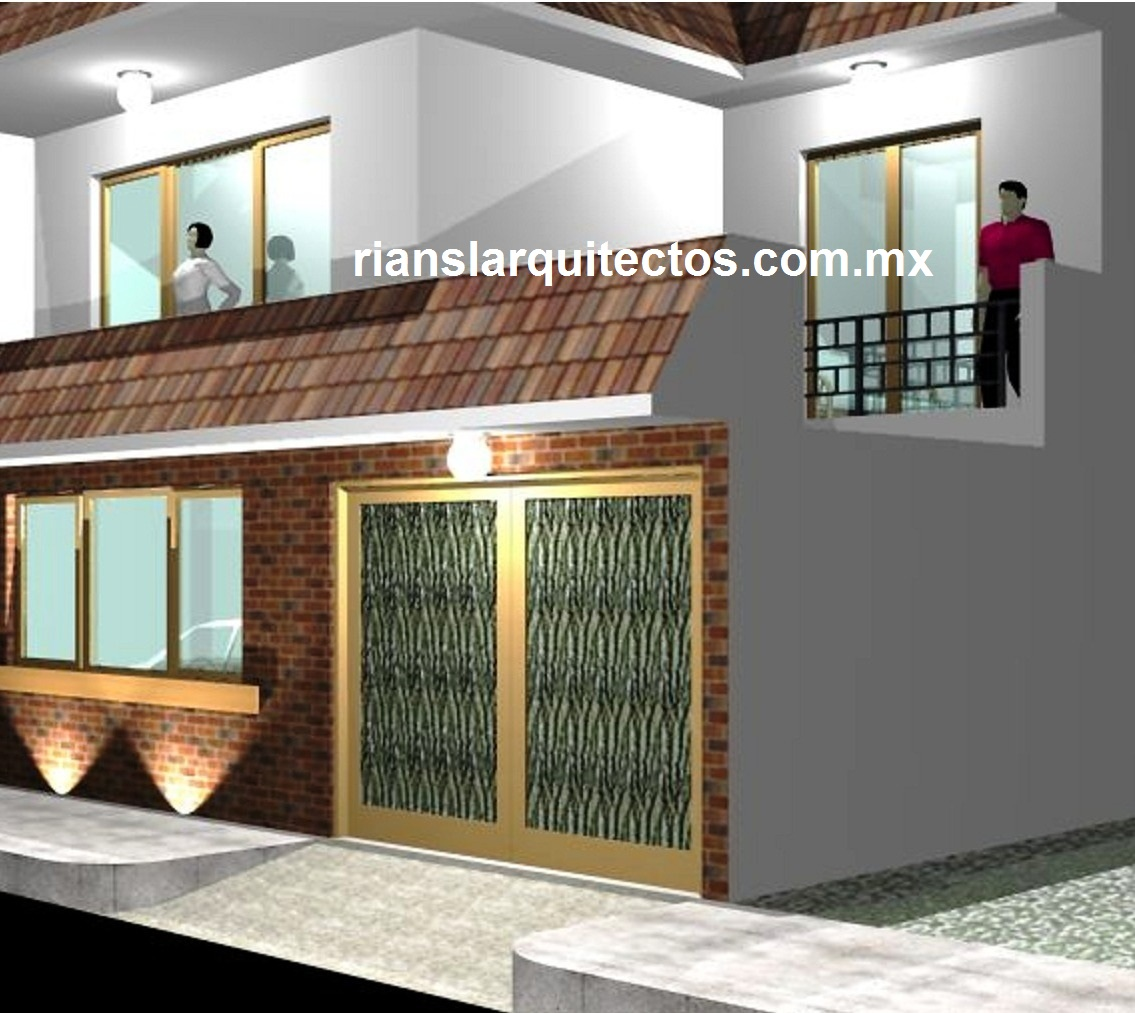 Dise o arquitect nico en 3d dise o d proyecto for Diseno estructural de casa habitacion