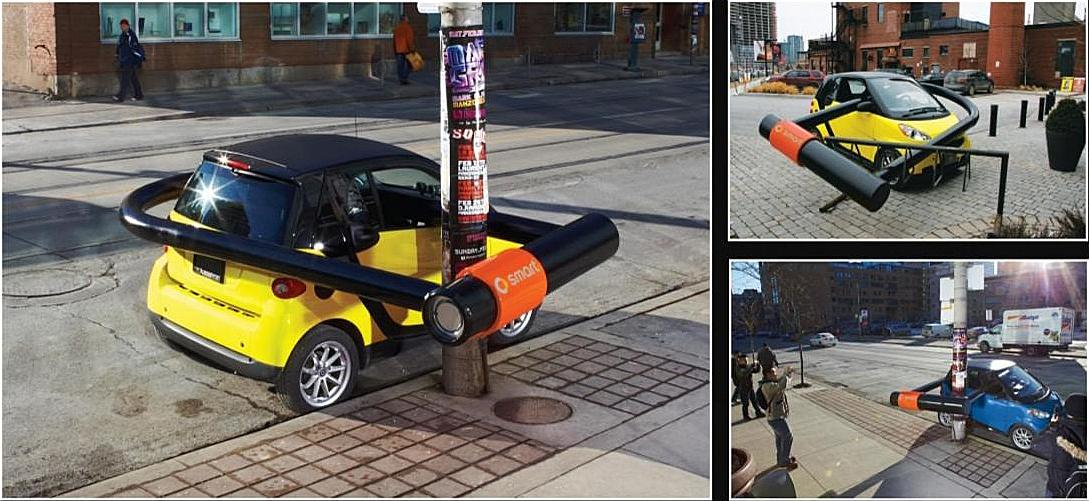 Clever And Cool Car Advertisements Part - Cool car features