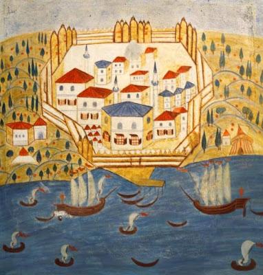 «Στο φως» τοιχογραφία της οθωμανικής Θεσσαλονίκης