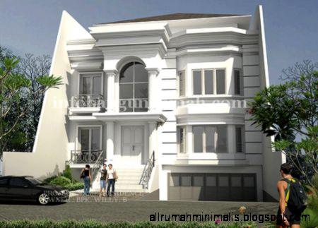 rumah minimalis eropa   design rumah minimalis