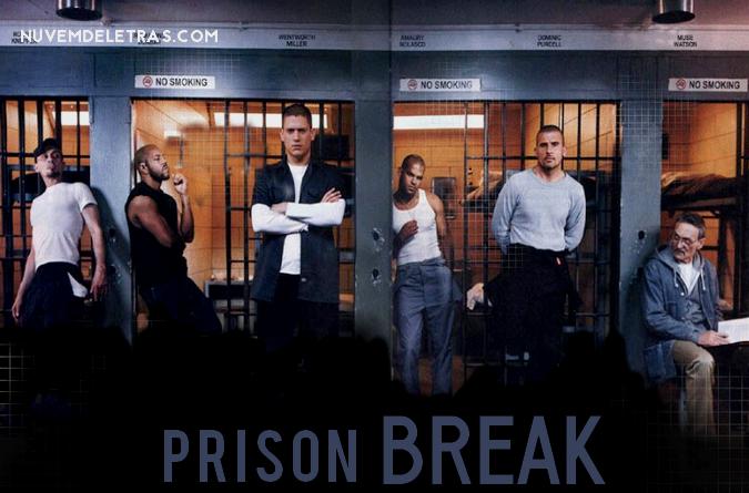Os últimos episódios da primeira temporada de Prison Break